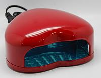 LED Лампа для гелевого наращивания 3W L-008 YRE