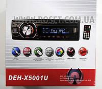 Автомобильная магнитола DEH-X5001U + пульт ДУ