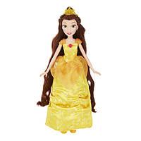 Hasbro Кукла Принцесса Белль с длинными волосами