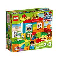 Конструктор Лего 10833  Детский сад