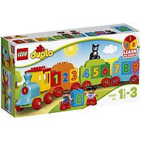 Лего 10847  Поезд «Считай и играй»