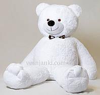 Мягкая игрушка медведь белый 2м
