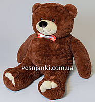 Мягкая игрушка медведь бурый 130 см
