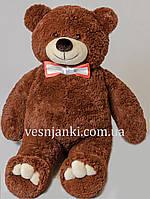 Мягкая игрушка медведь бурый 85 см