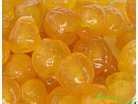 Лимон целый цукат, 100 г. натуральный, без красителей и ароматизаторов, Аюрведа Здесь