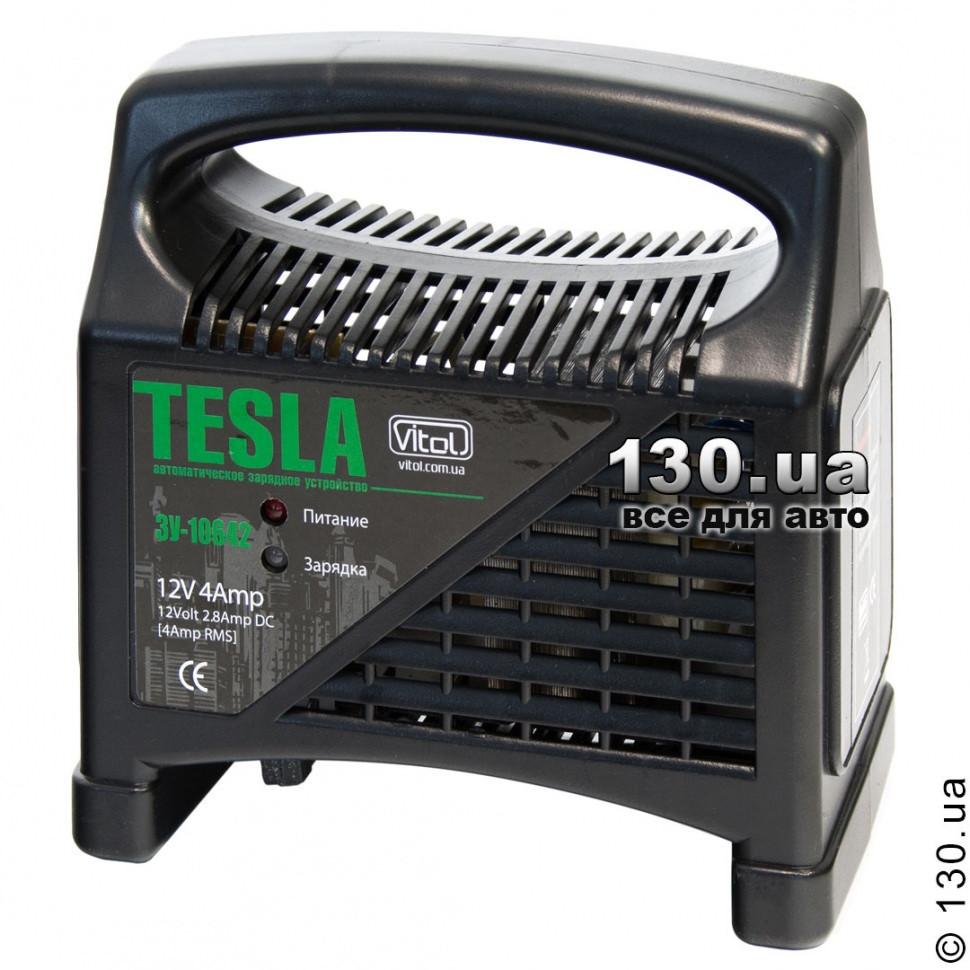 зарядные устройства тесла автомобильных аккумуляторов