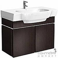 Мебель для ванных комнат и зеркала Kolo Шкафчик под умывальник 100см Kolo Varius 89074 венге