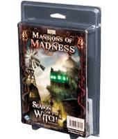 Обитель безумия: Сезон ведьмы (Mansions of Madness: Season of Witch) настольная игра
