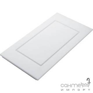 Кухонные мойки Franke Разделочная доска к кухонной мойке Franke 112.0016.488 белый пластик (426x230mm)