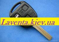 Ключ LEXUS 3 кнопки с чипом ID4C/315 Mhz