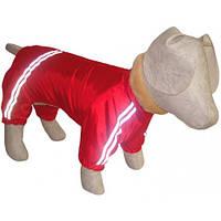 Комбинезон для собак Хутро / Мех  Такса малая,  длина - 36 см, объем 47 см О 029