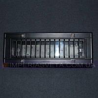 Уличный светильник встраиваемый влагозащищенный IMPERIA одноламповый антивандальный LUX-342635