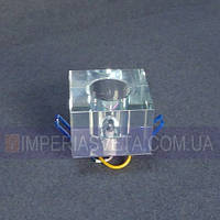 Светильник точечный встраиваемый для подвесного потолка TINKO с плафоном LUX-434404