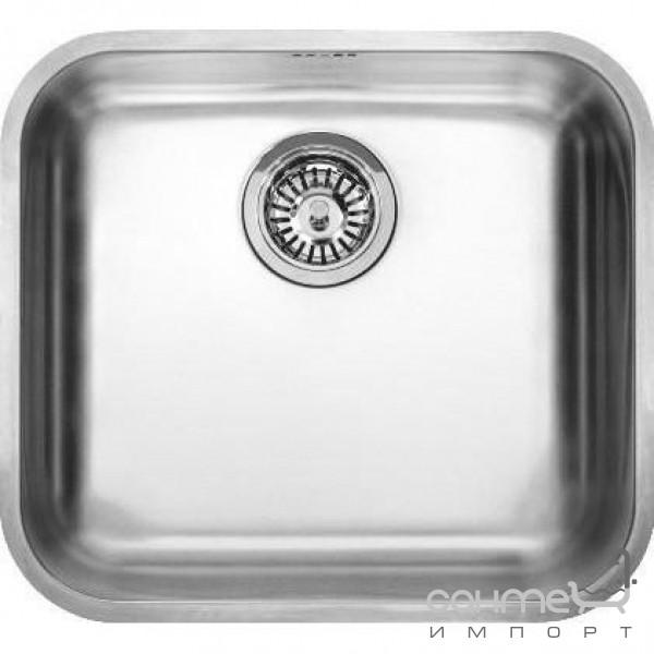 Кухонные мойки Franke Кухонная мойка Franke GAX 110-45 под столешницу 122.0021.440 полированная