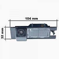 Камера заднего вида Prime-X CA-1340 Alfa Romeo, Fiat 22368 (22368)