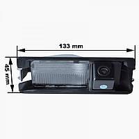 Камера заднего вида Prime-X CA-1321 Renault 22361 (22361)