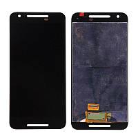 Дисплей (LCD) LG H791 Nexus 5X с сенсором черный