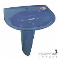 Раковины Ido Пьедестал синий Ido Mosaik 51069-65-001