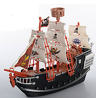 Игровой набор «Пираты Черного моря» | Корабль пиратов