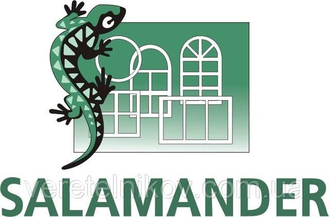 "Окна металлопластиковые ""Salamander Streamline"" (Саламандра)."