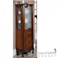 Мебель для ванных комнат и зеркала Gallo Пенал напольный Gallo Giglio Colonna Avorio+Decorato