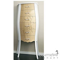 Мебель для ванных комнат и зеркала Gallo Пенал напольный Gallo Gelso Colonna Noce