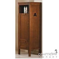 Мебель для ванных комнат и зеркала Gallo Пенал напольный Gallo Ibis Colonna-A Rovere IB-A