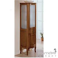 Мебель для ванных комнат и зеркала Gallo Пенал напольный Gallo Iris Colonna Noce Stracciato