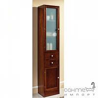 Мебель для ванных комнат и зеркала Gallo Пенал напольный Gallo Margherita Colonna Noce M-2
