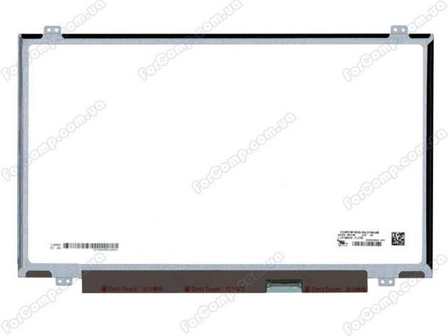 """Матрица 14.0"""" 40pin LP140WH8-TLD1 для ноутбука, фото 2"""