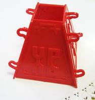 Пасочница для сырной пасхи большая (1кг)