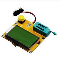 Тестер LCR-T4 ESR LCR MOS NPN диод триод транзистор