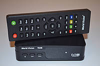 DVB-T2 Тюнер (ресивер) Т2 World Vision T54M HD