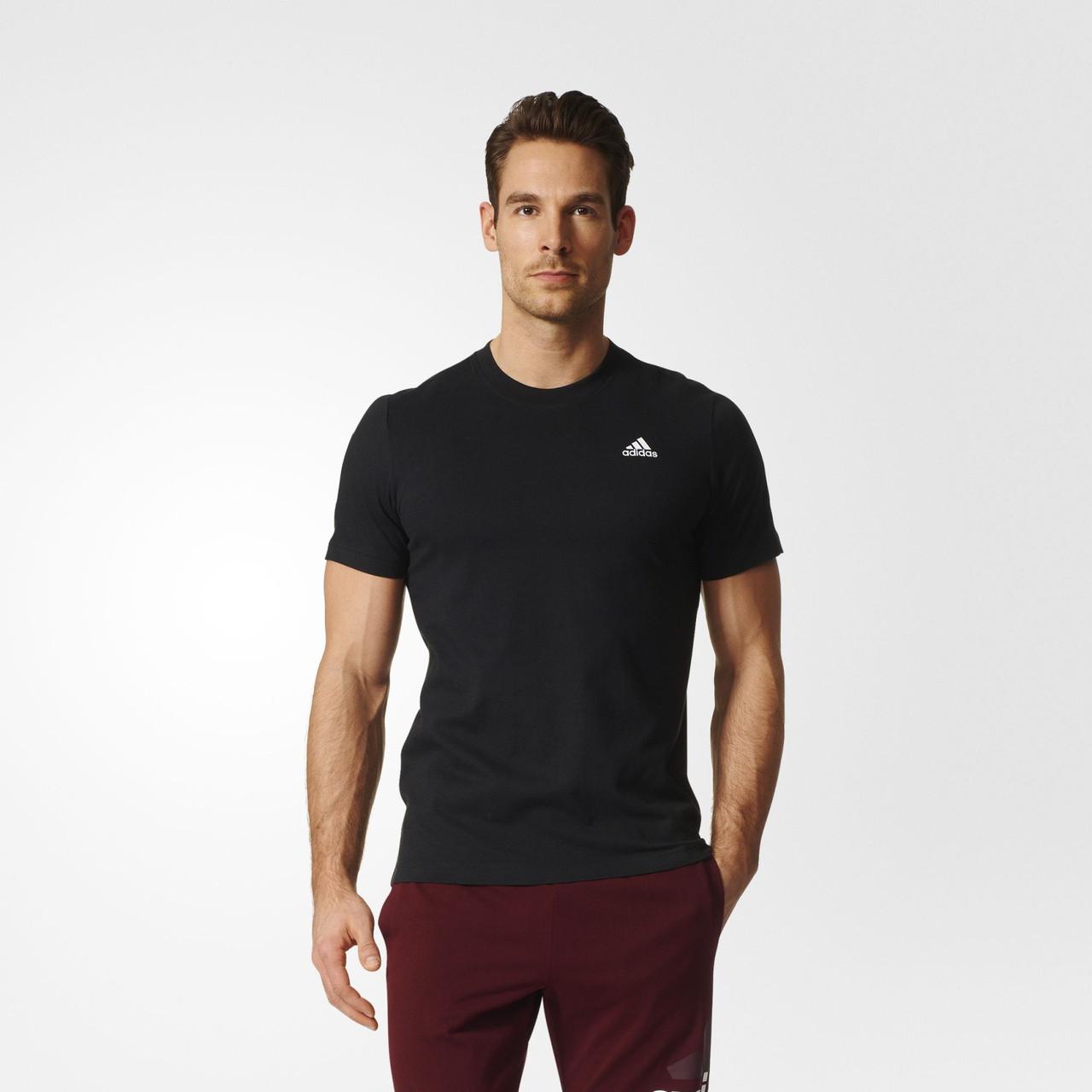 Мужская футболка Adidas Performance Essentials Base (Артикул: S98742)
