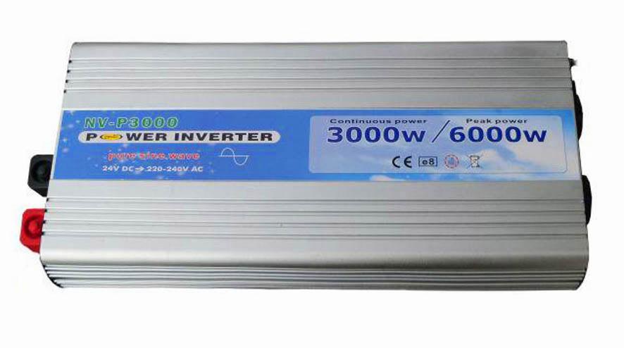 Инвертор NV-P 3000Вт/24В-220В