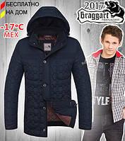 Стеганая подростковая куртка