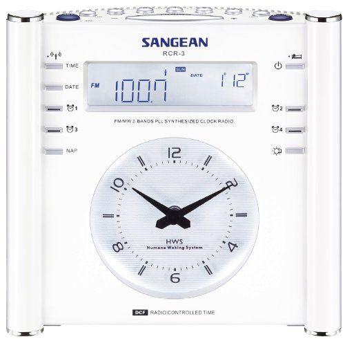 Радиоприемник Sangean RCR-3