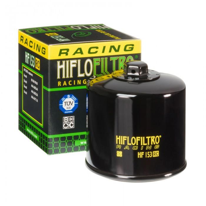 Фильтр масляный Hiflo HF153RC (оснащён гайкой)