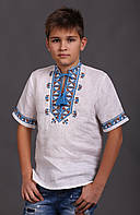 Вышиванка для мальчика Гетьман, короткий рукав, фото 1