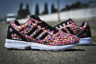 Кроссовки женские Adidas ZX Flux Mosaic