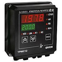 ПИД-регулятор для управления задвижками и трехходовыми клапанами с RS-485 ТРМ212