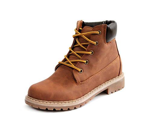 Ботинки мужские Jumex brown 37, фото 2