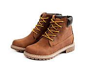 Ботинки мужские  Jumex brown АКЦИЯ-52%