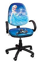"""Детское компьютерное кресло Поло """"Ледяное сердце 13"""""""