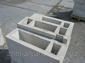 Вентиляционные блоки для сооружений высотой  до 25 этажа