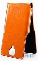 Чехол Status Side Flip Series OnePlus 3 Orange