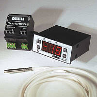 Блок управления средне и низкотемпературными холодильными машинами ТРМ961