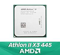 Процессор AMD Athlon II X3 445