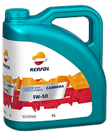 Масло моторное REPSOL CARRERA 5W50 4л