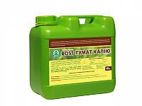 Удобрение Рост Гумат калия 10 литров Восор